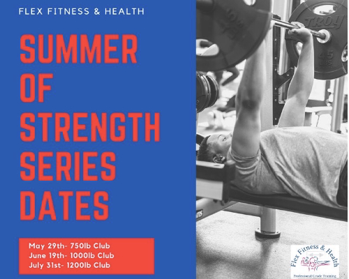Summer of Strength Series