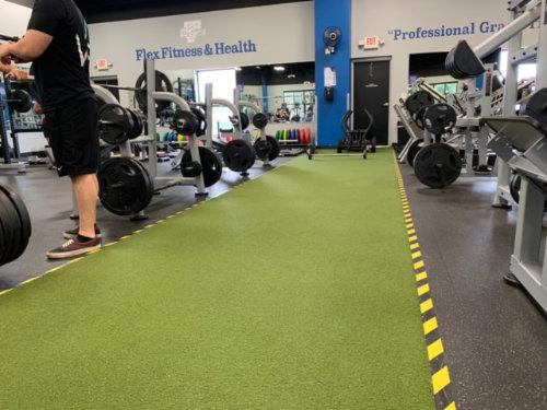 Flex Fitness Mooresville Our Equipment